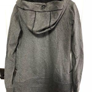 Lululemon scuba jacket, size 6